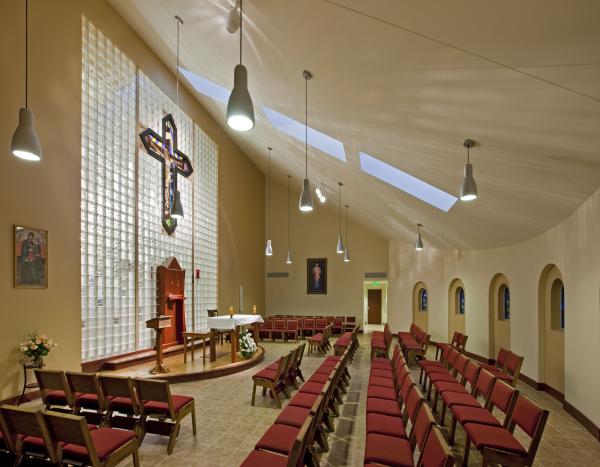 St. Albert of Trapani Chapel