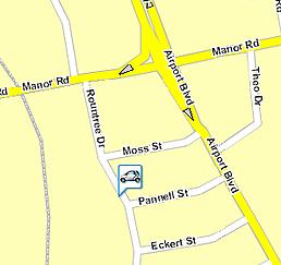 Car2Go finder map