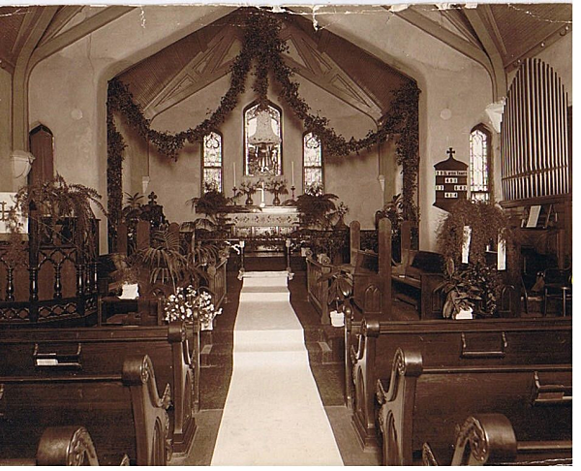 Church Design - Christ Episcopal Temple 1915