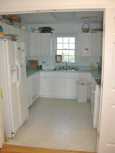 church kitchen ideas All Saints before resized 600