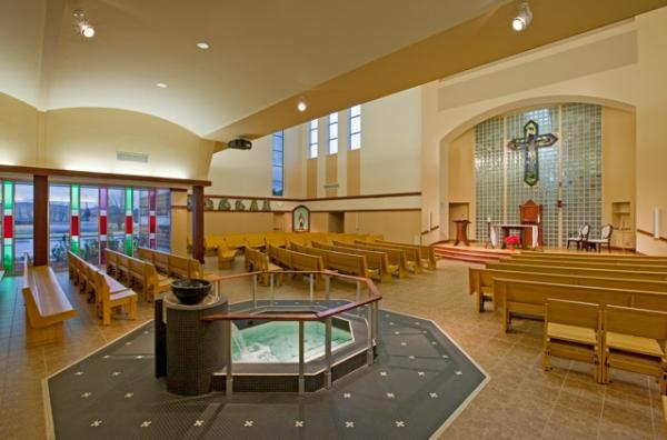 Interior Church Design. Interior ...