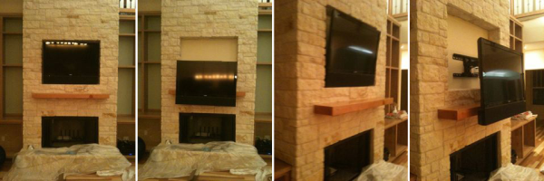 Residential Design Tip Hearth And Tv