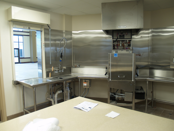 Emmaus Catholic Church Kitchen, Lakeway, TX