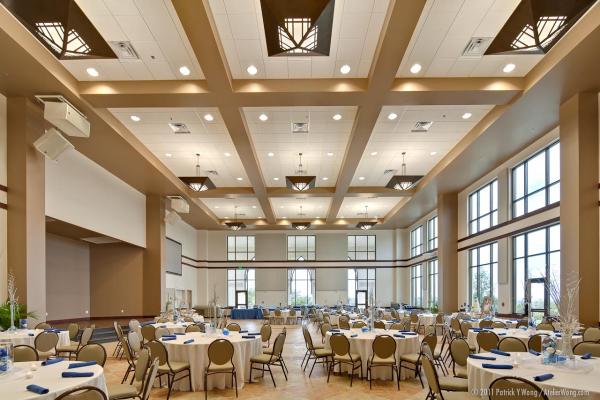 Multipurpose Hall, Emmaus Catholic Church, Lakeway, TX