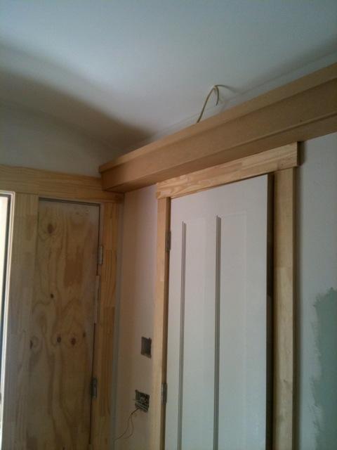 Craftsman Details, Light Cove, Door