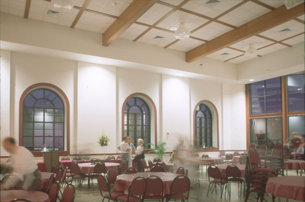 Multipurpose Space, First United Methodist, Austin, TX