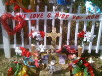 House Memorial Detail
