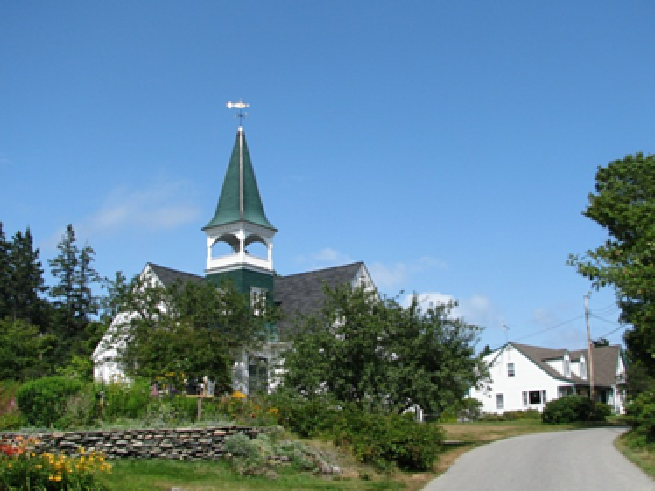 Islesford Maine Congregational Church