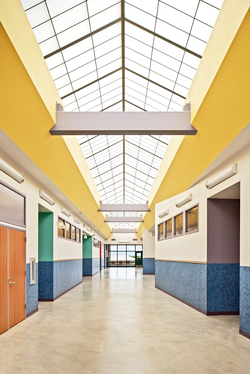 The Green School - Langford's Addition