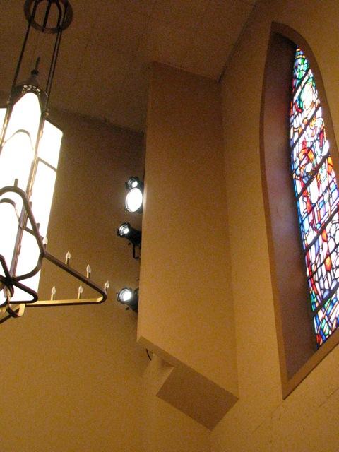 Liturgical Focus - American Martyrs Lighting