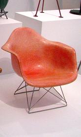 Mid Century Modern source fiberglass chair resized 600
