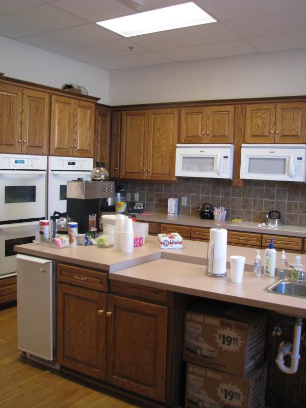 Designing church kitchens part 1 for Church kitchen designs