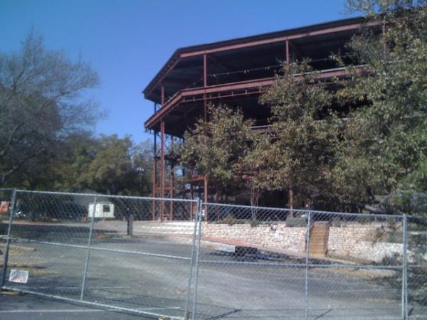 IRS Plane Crash Building Construction Site