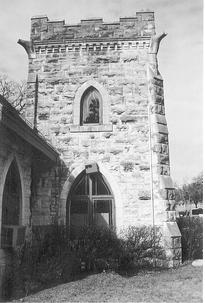 All Faiths Chapel - Oakwood Cemetery