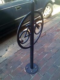 Historic District Bike Rack Alexandria