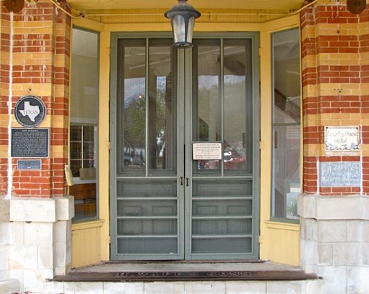 Preserving a country inn front door resized 600