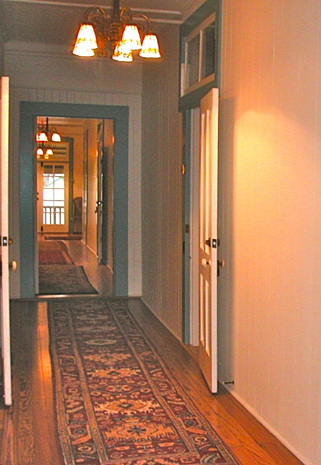 Preserving a country inn hallway int resized 600