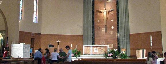 Liturgical Focus - American Martyrs Catholic Church