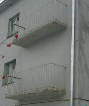Why hire an architect? Balcony mistakes!