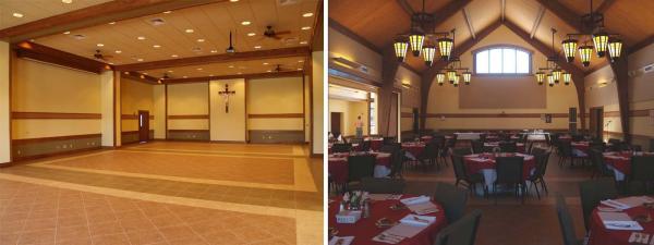 Multipurpose Hall, Spiritual Renewal Center, Victoria, TX