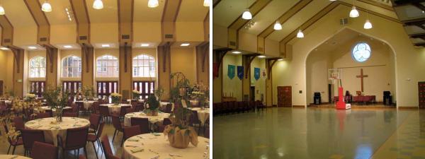 Multipurpose Hall, St. Peters Episcopal, Washington, NC