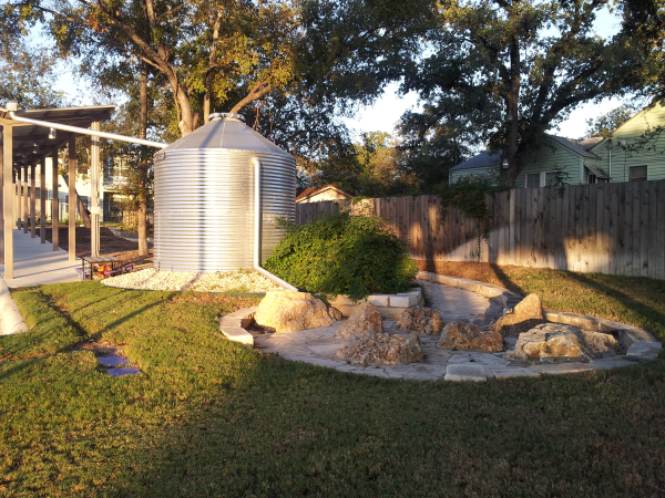 Sustainable Water Solutions   Rainwater Collection resized 600