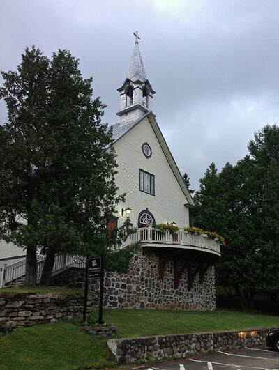 Adaptive Reuse:  From Church to Cabaret in Canada
