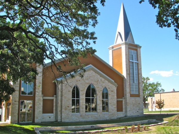 Church-Design-Woodlawn-Baptist