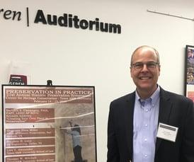 Ben at A&M Symposium