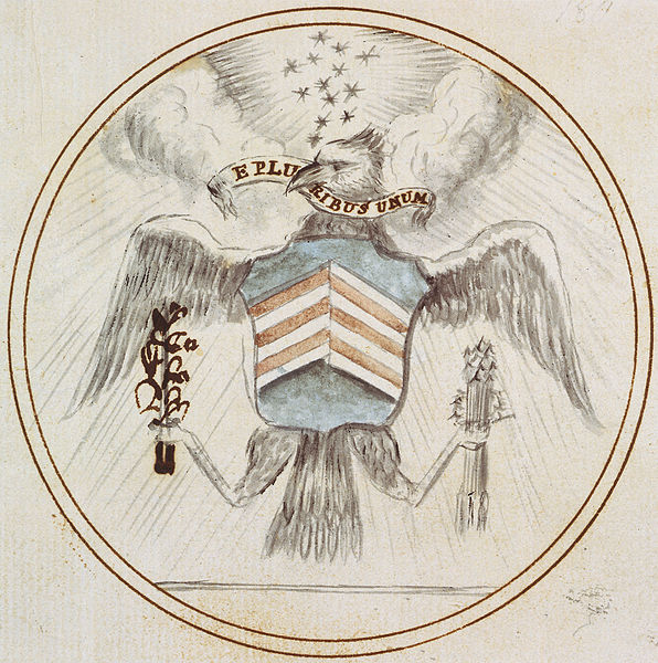 596px-US_Great_Seal_Charles_Thomson_Preliminary_Design.jpg