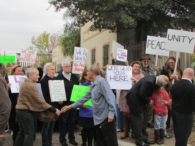 Demonstrator and handshake.jpg