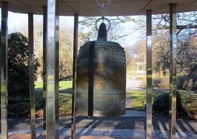 New Zealand Peace Bell Google image