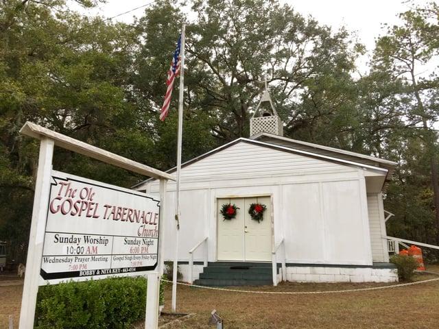 Ole Gospel Tabernacle Church and sign.jpg