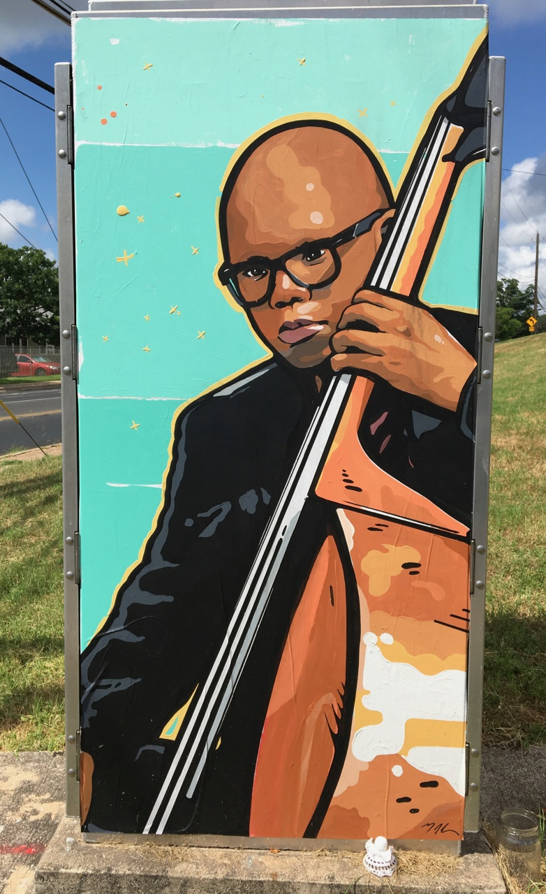 Draylen Mason Street Art