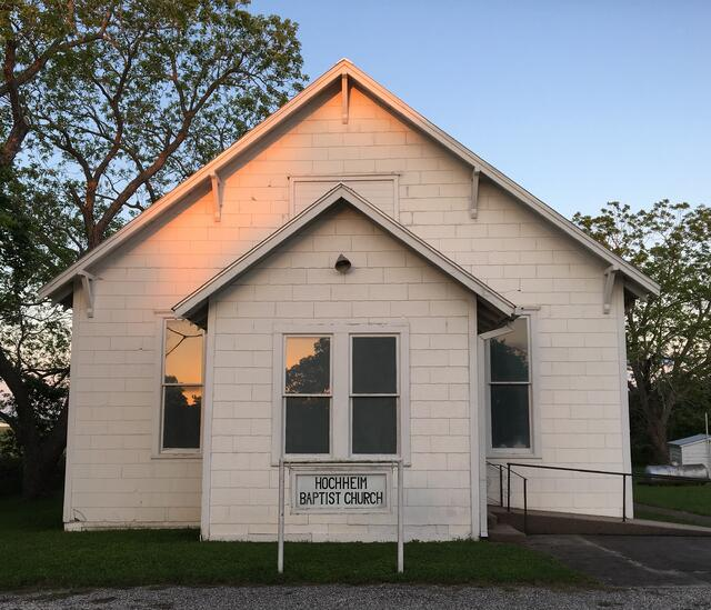 Church In Hochheim Illustrates Historic Challenges