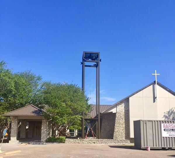 Holy Spirit Tower Waco Texas