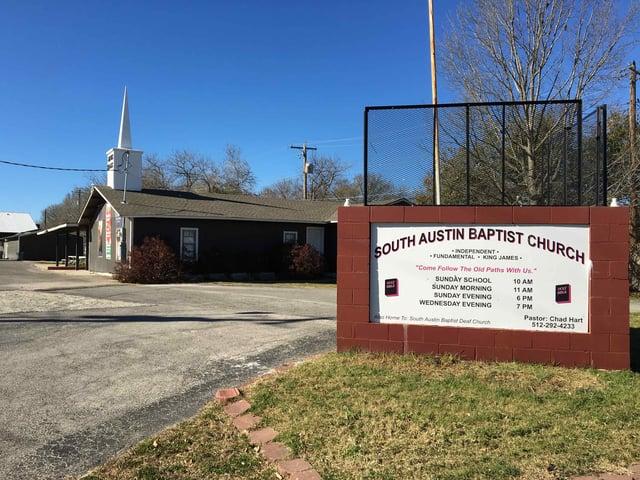 South_Austin_Baptist_Street_Sign.jpg
