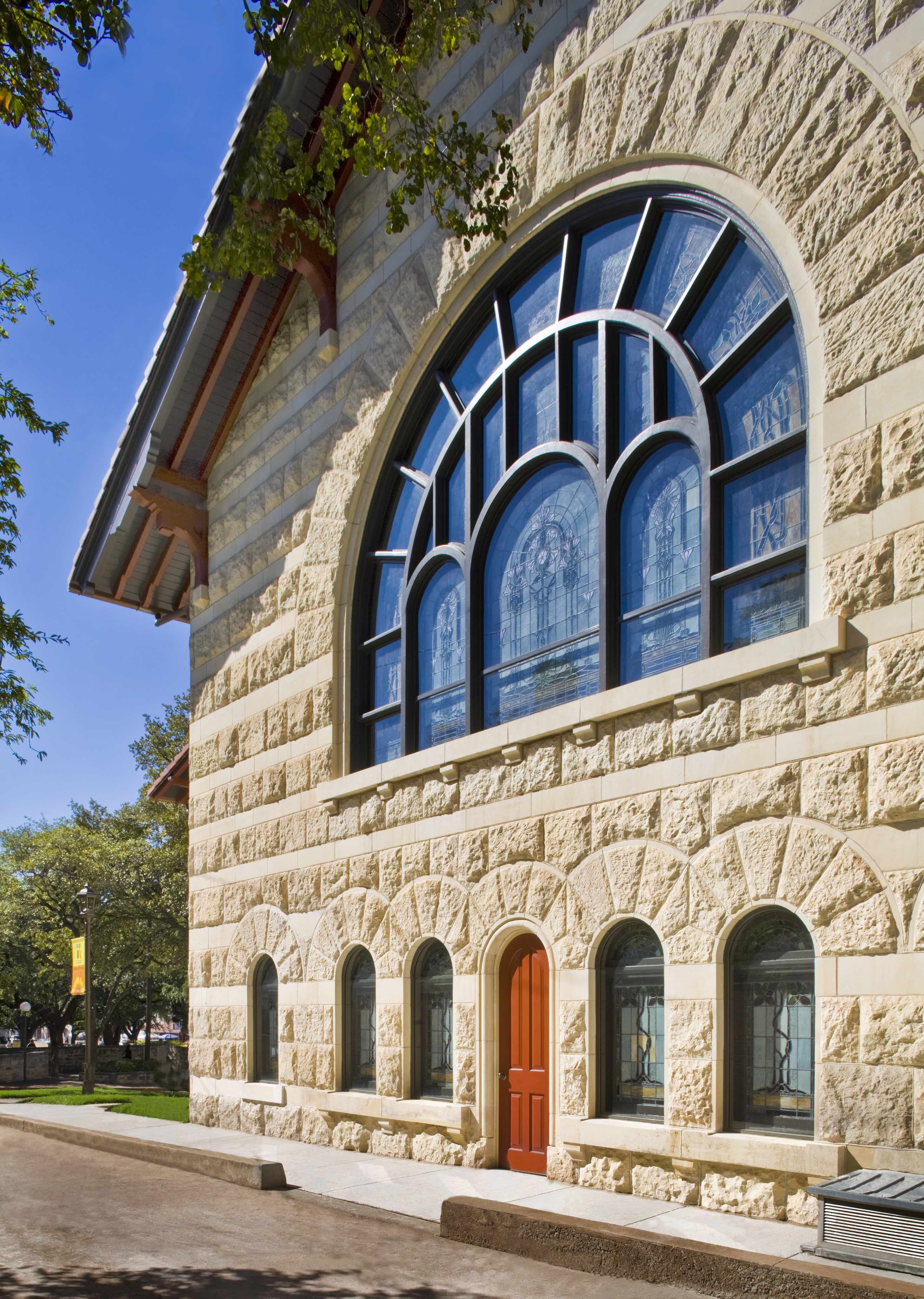 UUMC Masonry Facade Website Image