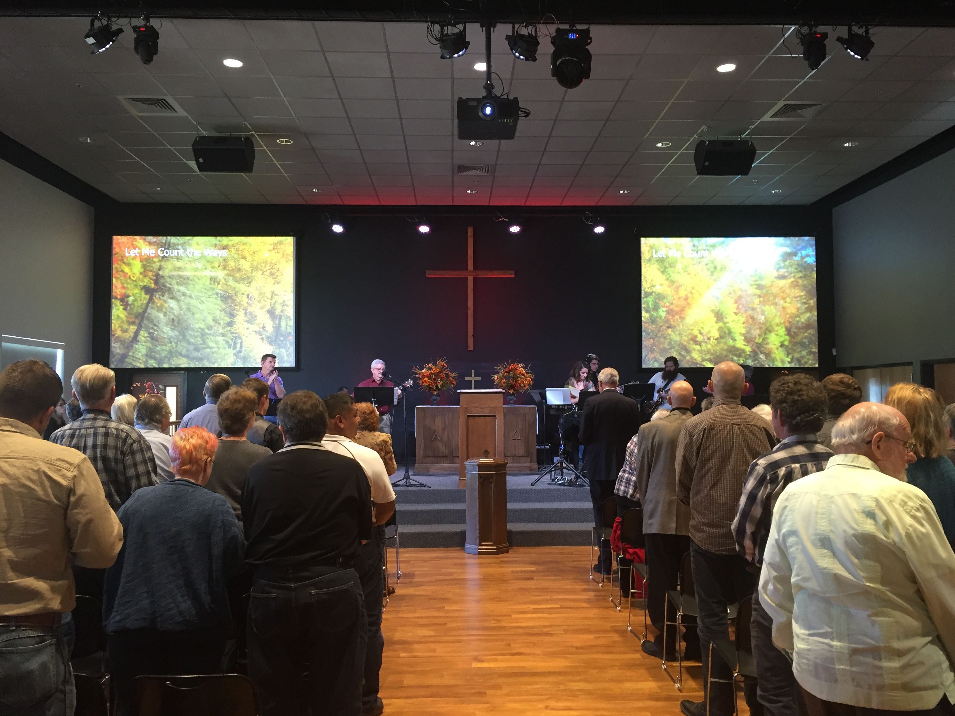 Word of Life celebrates their new building