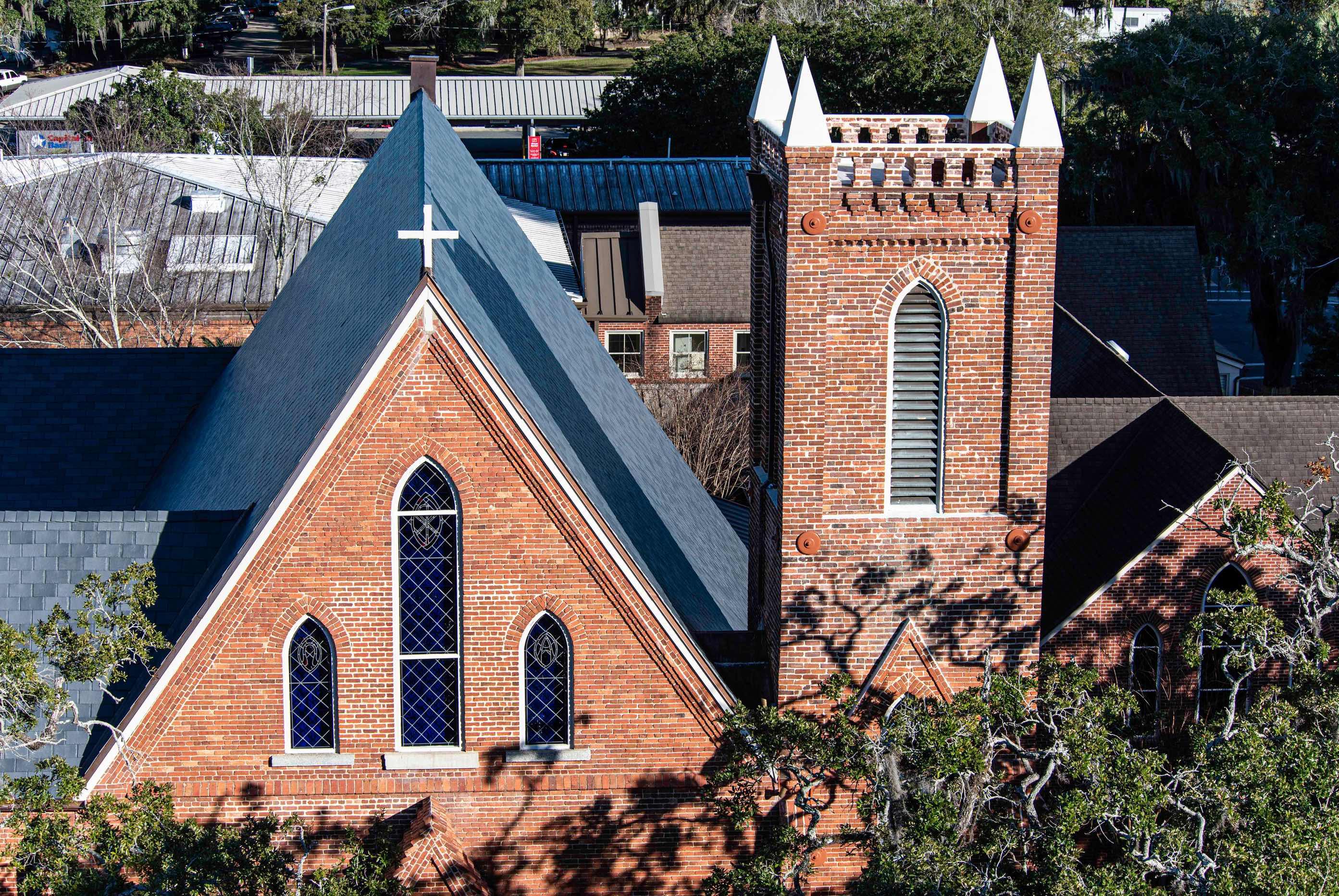 St. John's Episcopal Church preservation & restoration