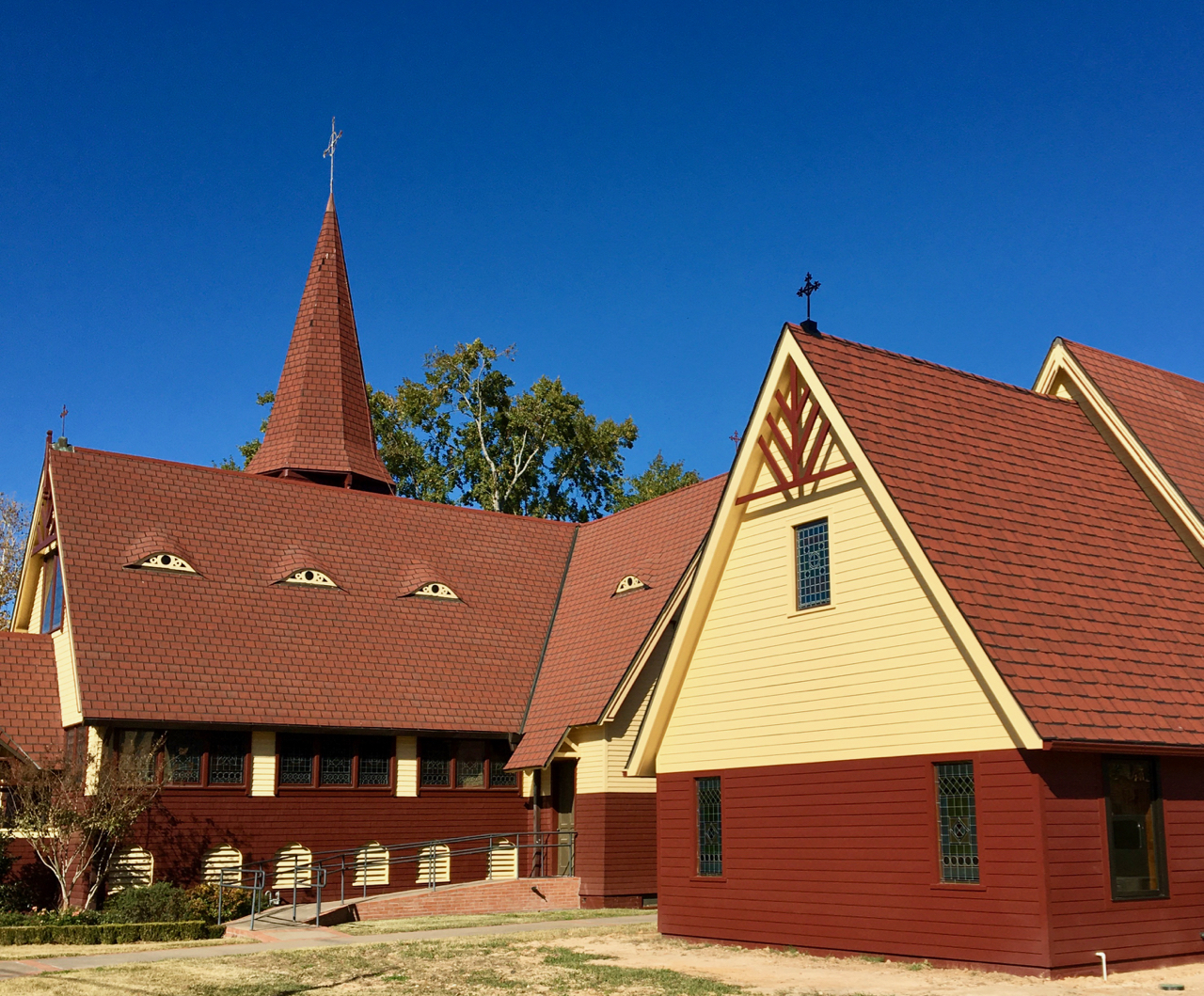 Dedication for St. James' Episcopal, La Grange