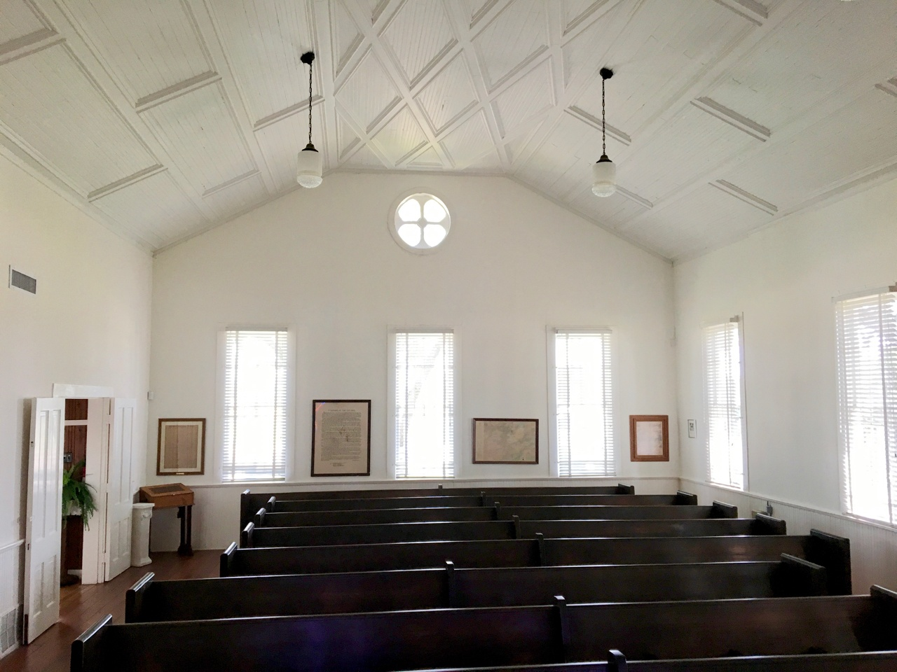 Restored Chapel in Clear Lake - Update