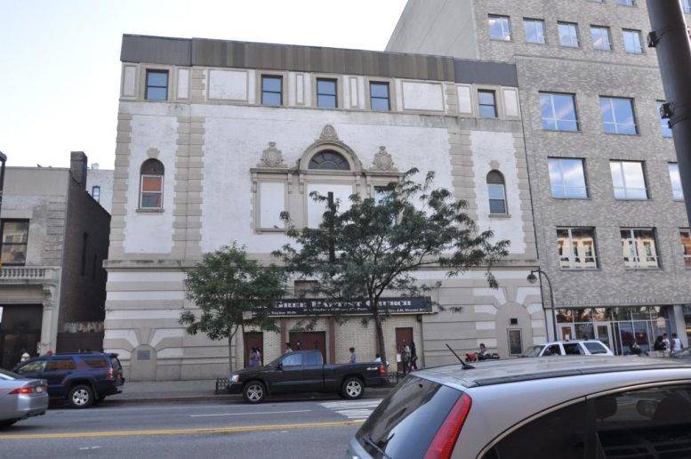 End of the Line for Harlem Church