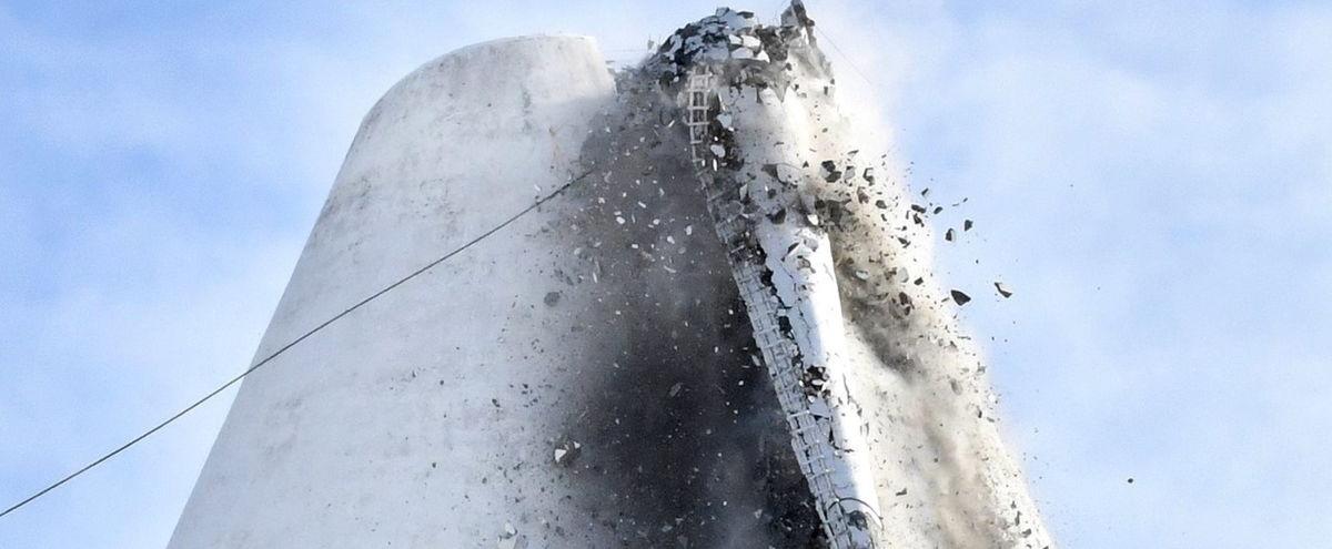 Modernist Landmark Church Demolished