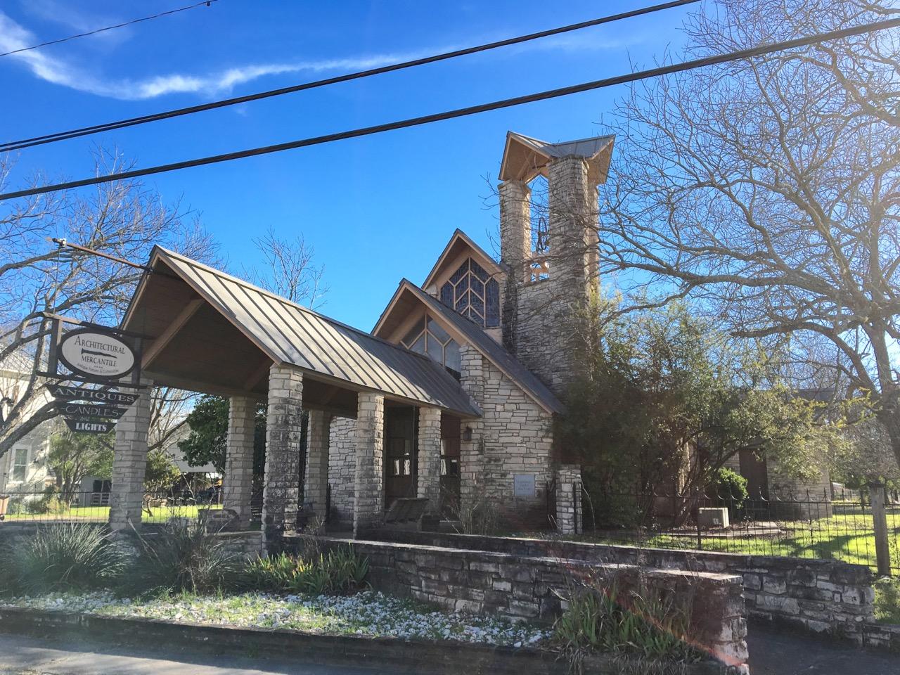 Mid Century Modern Church for Sale