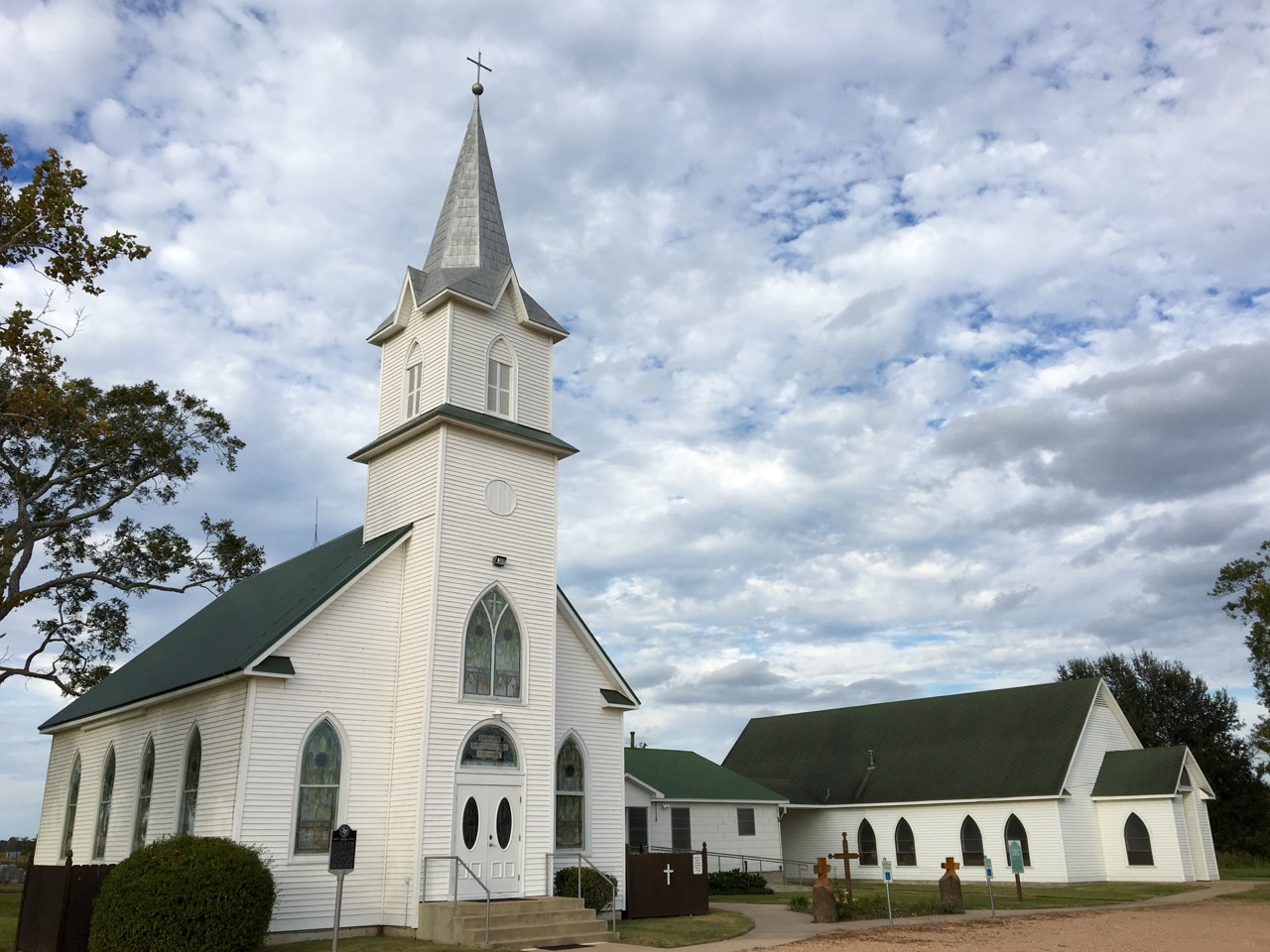 Living History at Trinity Lutheran in Frelsburg