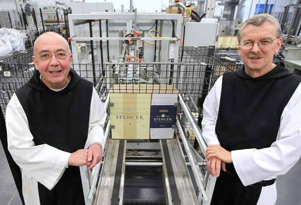 Monastic Brew Evangelization