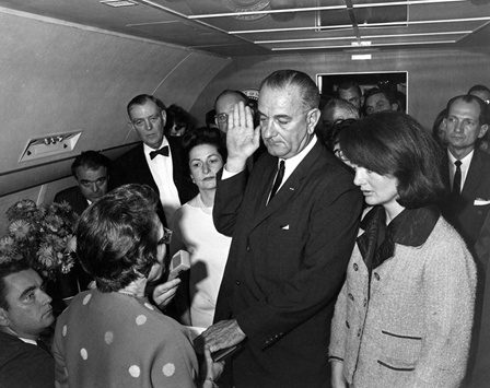 Dallas Still Conflicted About LBJ's Oath of Office