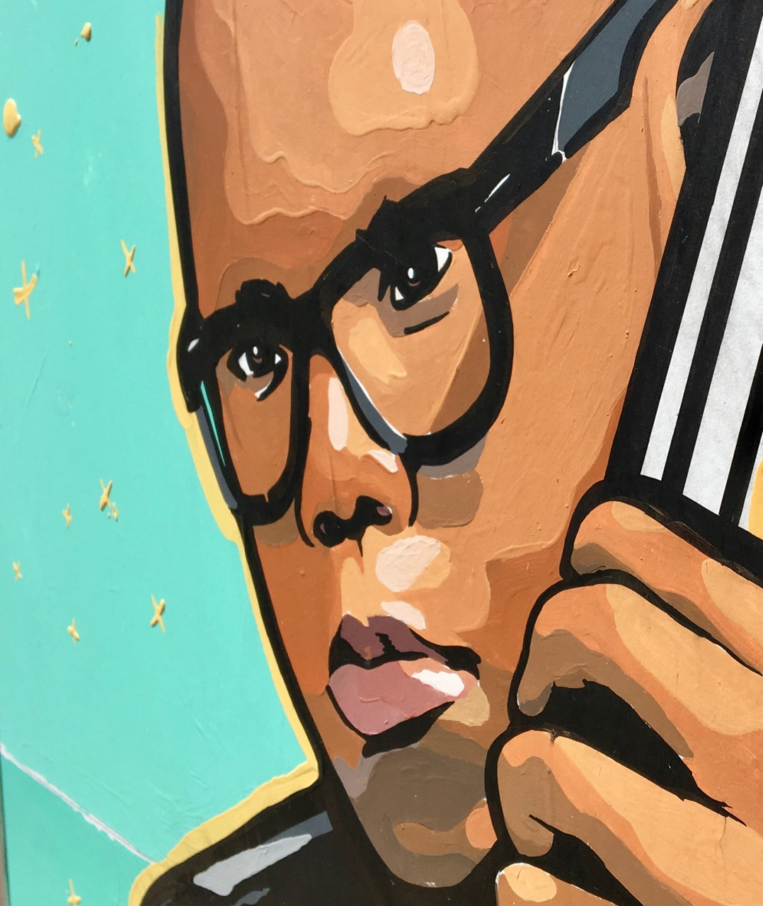 Draylen Mason Tribute in Lovingly Rendered Street Art