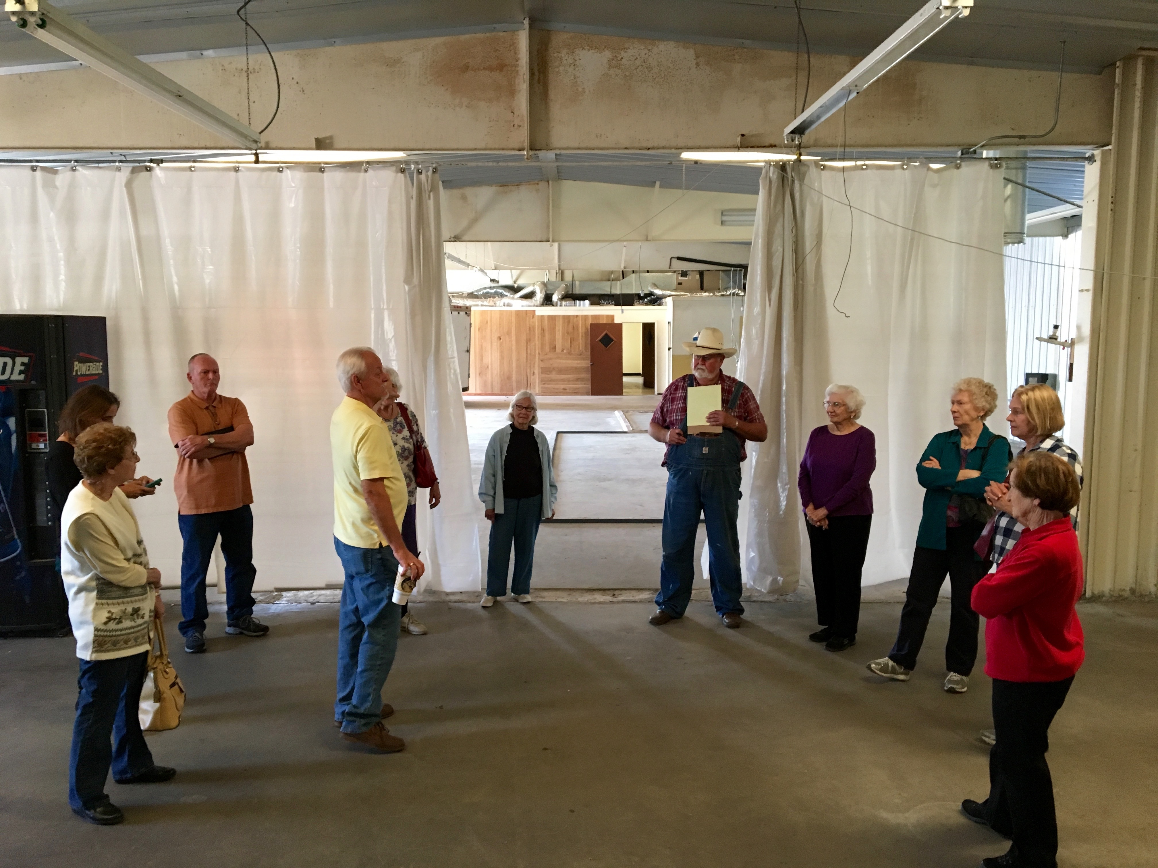 Food Pantry Volunteers Imagine New Home